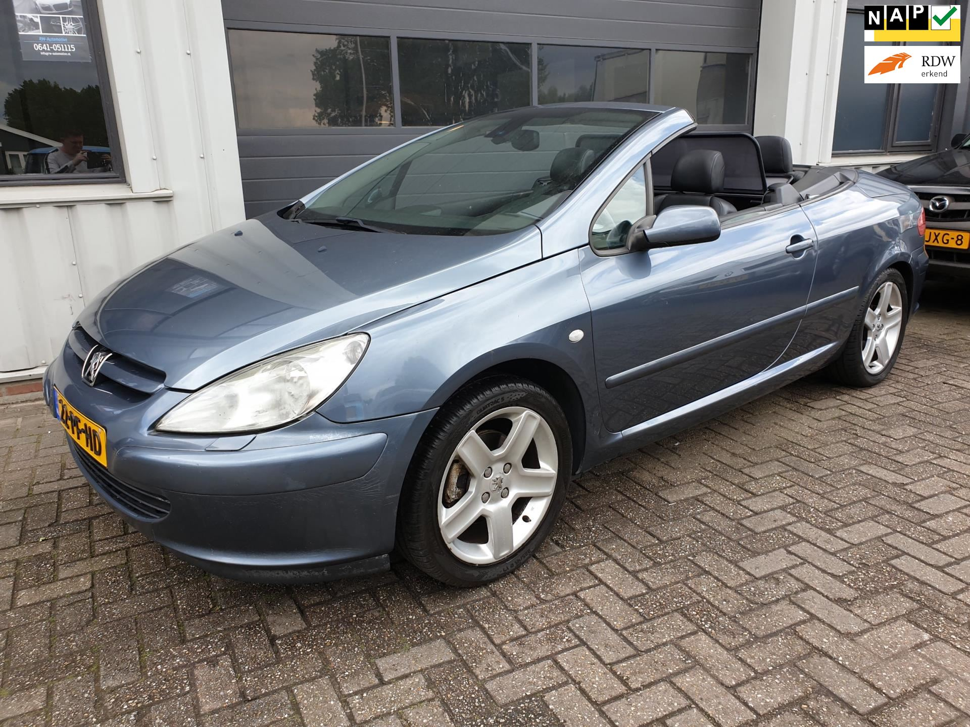 Peugeot 307 CC occasion - RW-Automotive