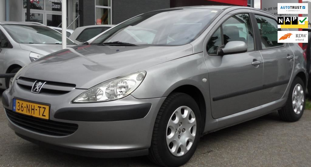 Peugeot 307 occasion - Gebo Auto's