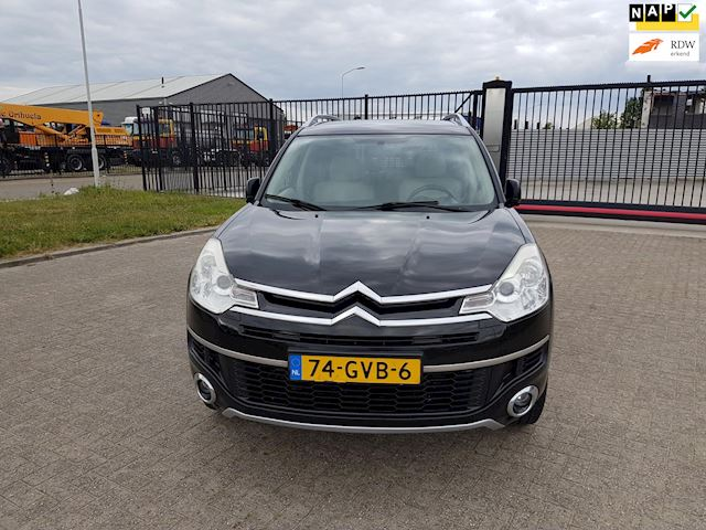 Citroen C-Crosser 2.2 HDiF Exclusive 7p.