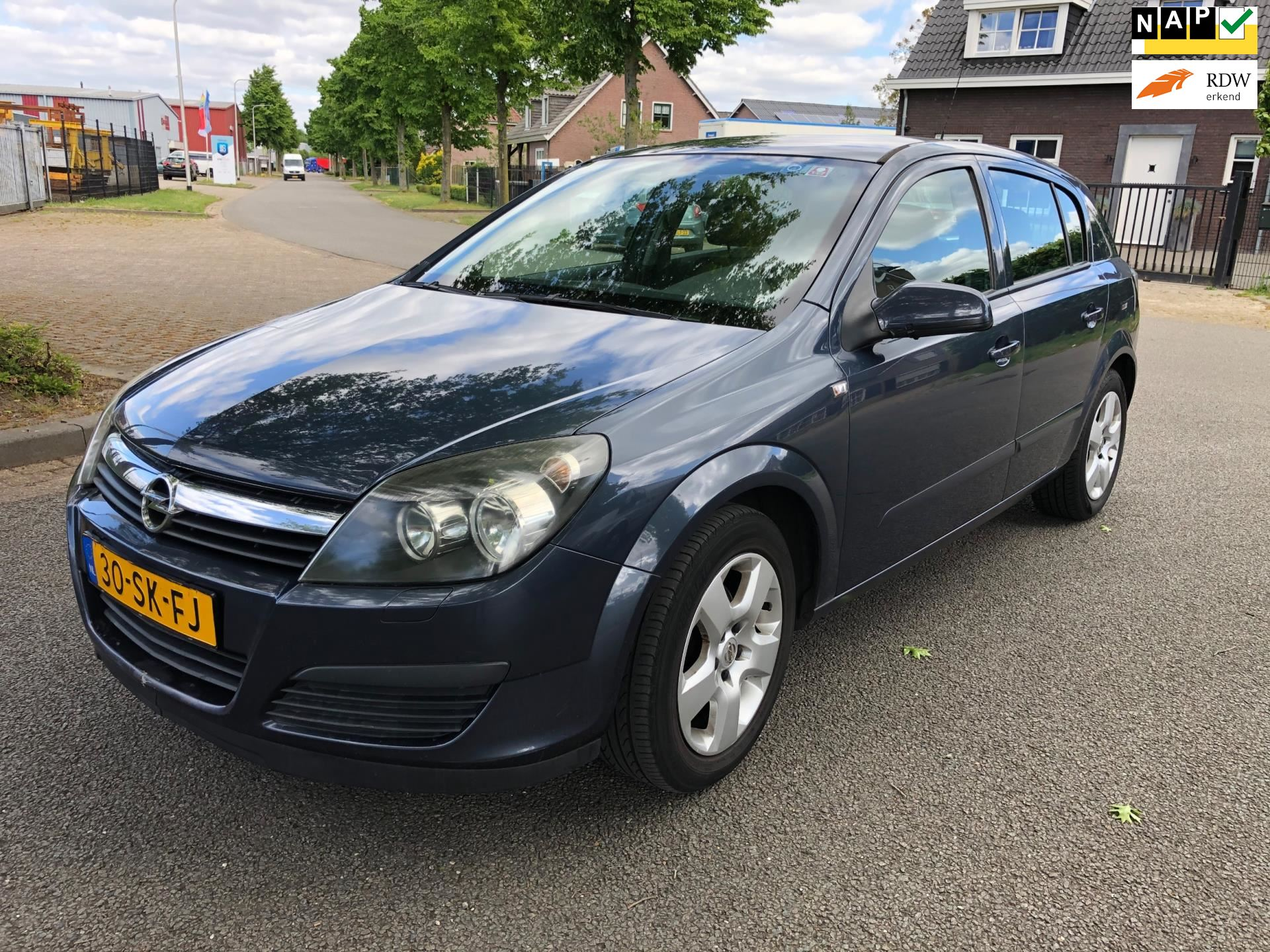 Opel Astra occasion - ABV Holland