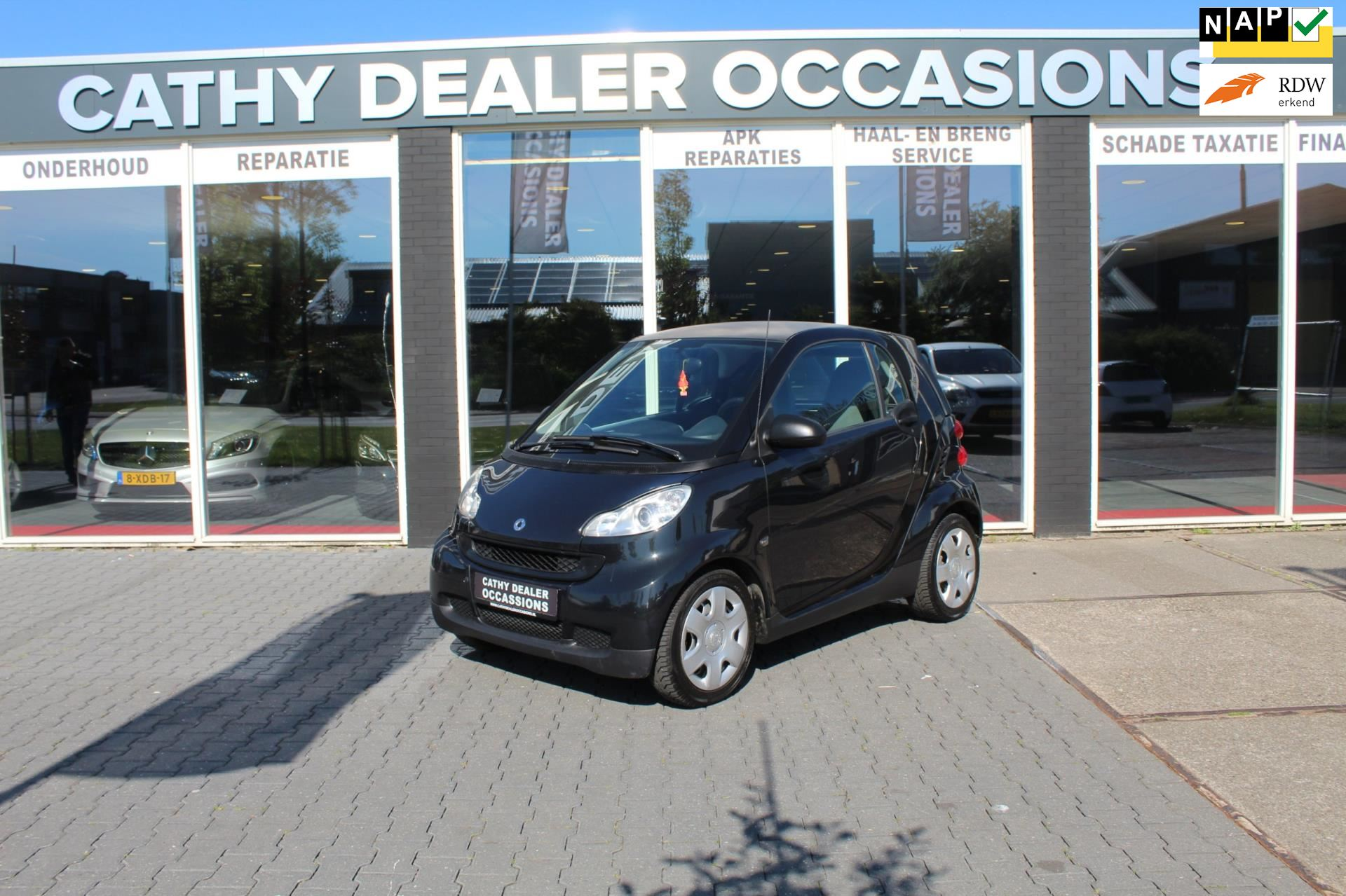 Smart Fortwo coupé occasion - Cathy Dealer Occasions