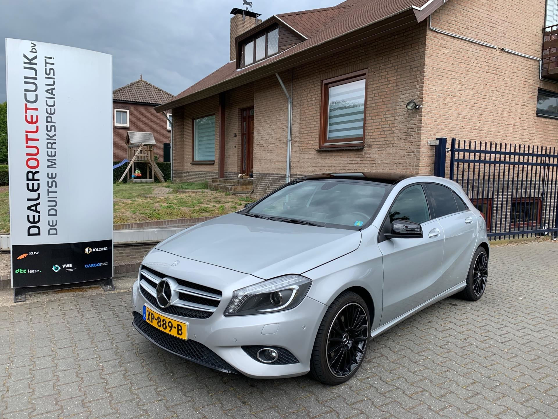 Mercedes-Benz A-klasse occasion - Dealer Outlet Cuijk b.v.