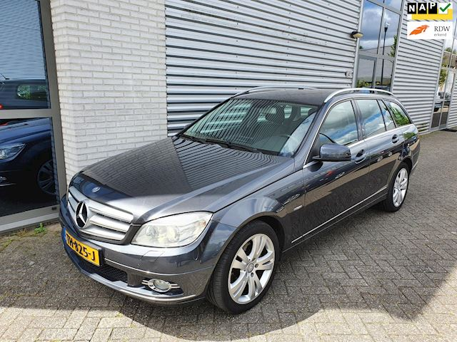 Mercedes-Benz C-klasse Estate 250 CDI BlueEFFICIENCY Avantgarde clima, Navi, half lederen, Parkeer sensor AV, voll opties