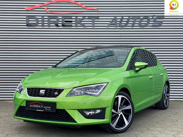 Seat Leon 1.8 TSI FR Business /NAVI/SEATSOUND/PANODAK/STOELVERWARMING