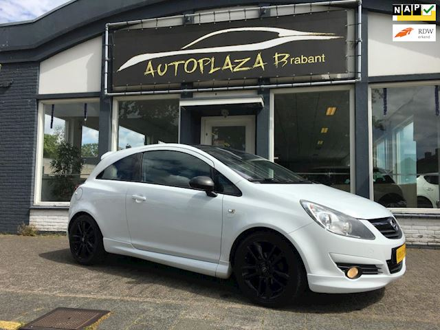 Opel Corsa 1.4-16V LIMITED-OPC / CLIMATE/ LEER/ AUX/ 17 INCH/ NIEUWE APK