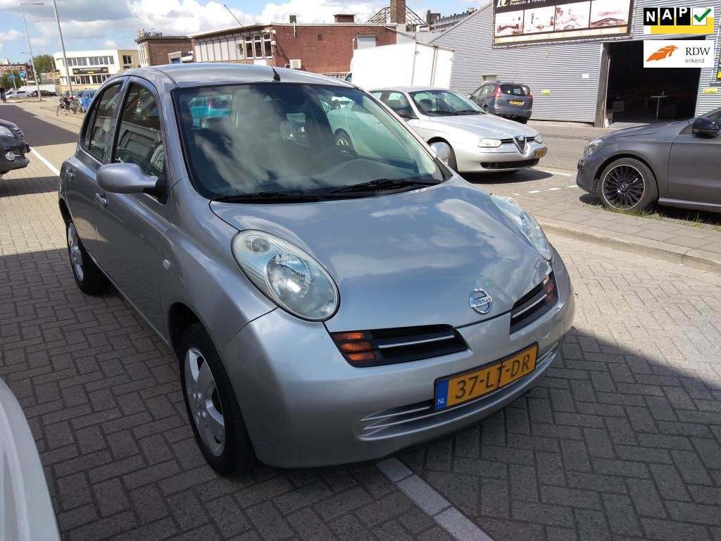 Nissan Micra occasion - Gregory Autohandel