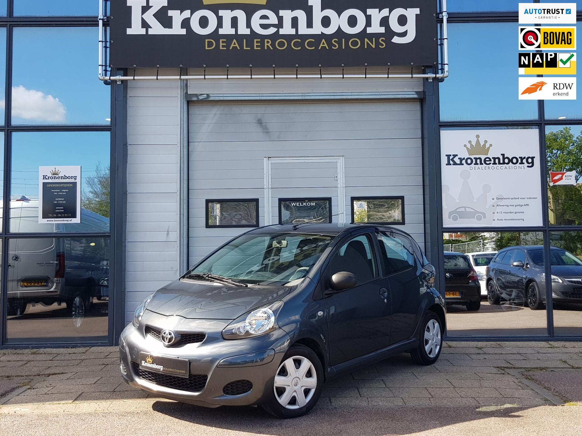 Toyota Aygo occasion - Kronenborg