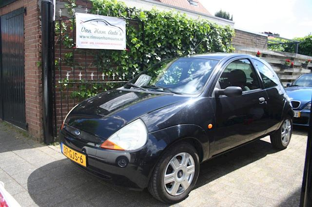 Ford Ka occasion - Van Ham Auto's