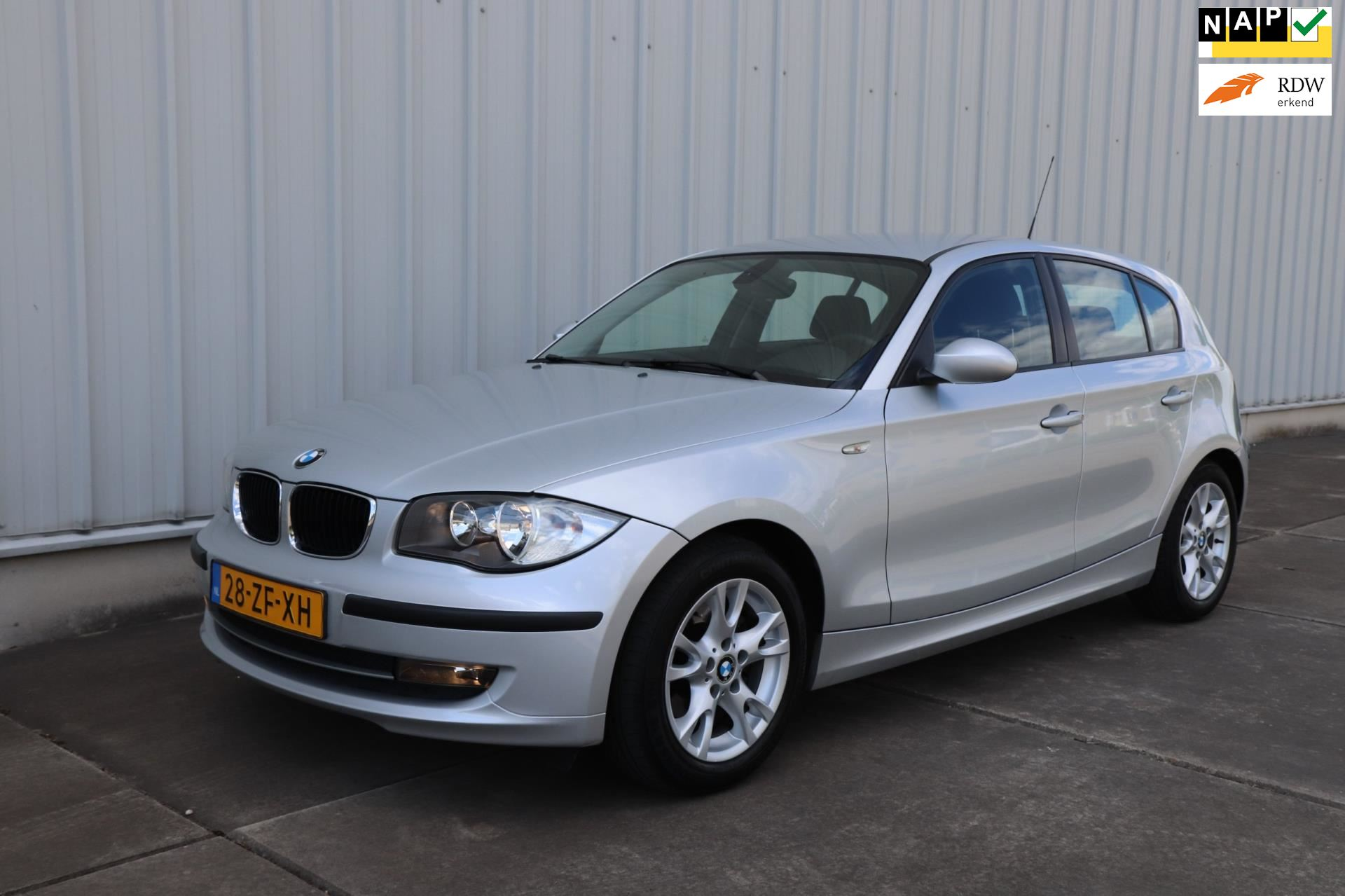 BMW 1-serie occasion - Autobedrijf Holtslag