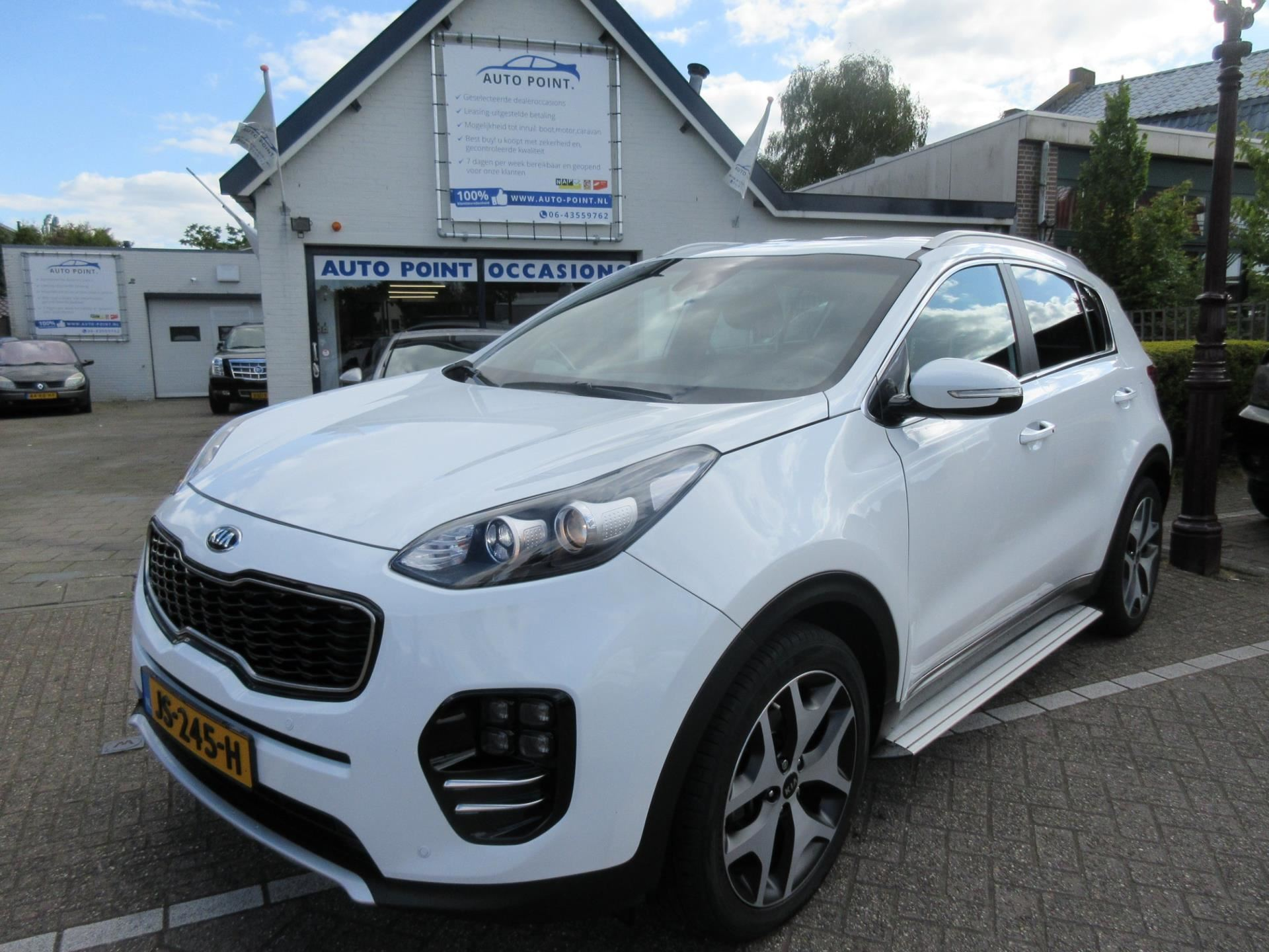 Kia Sportage occasion - Auto Point