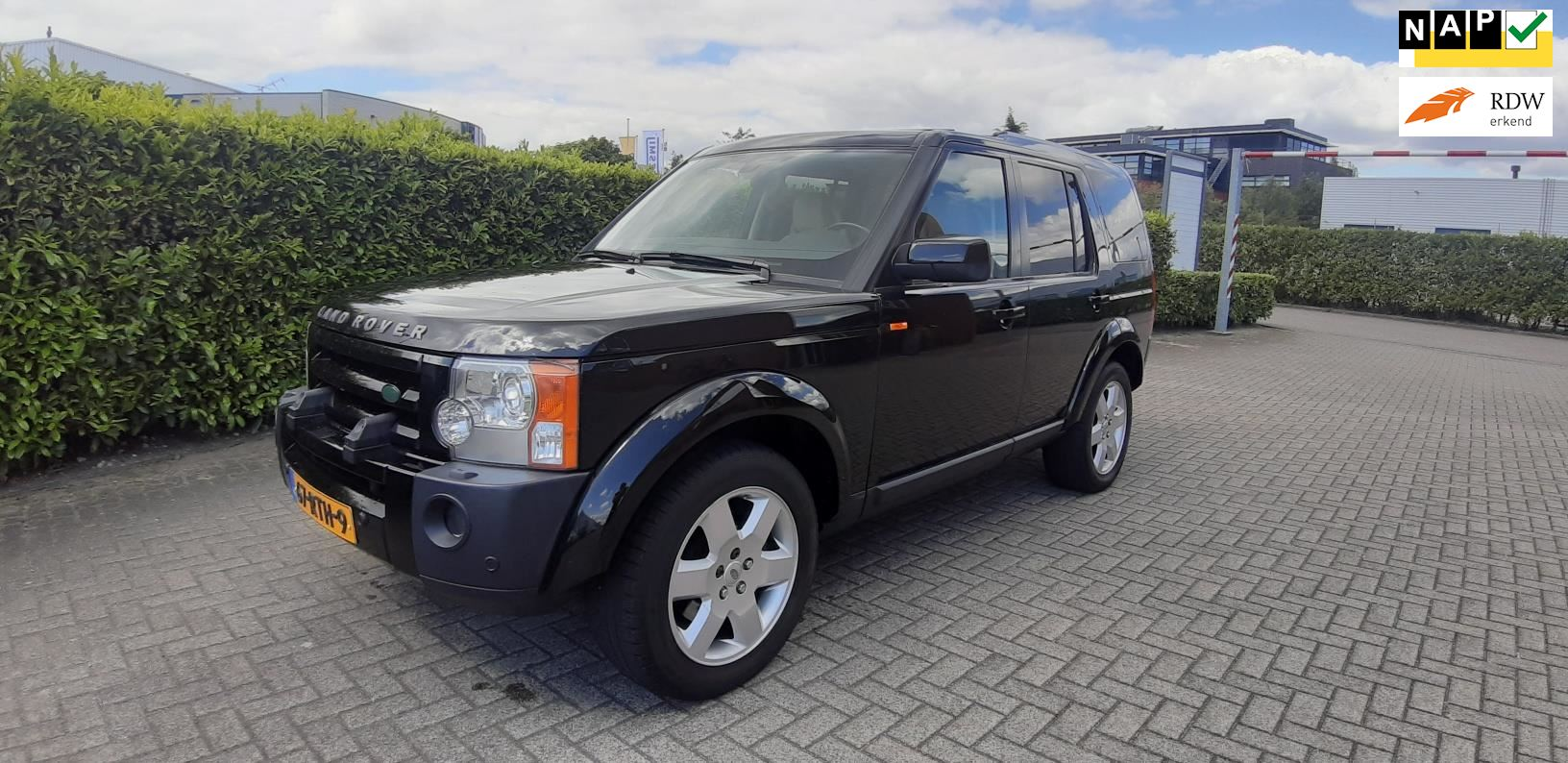 Land Rover Discovery occasion - YoungTimersHolland