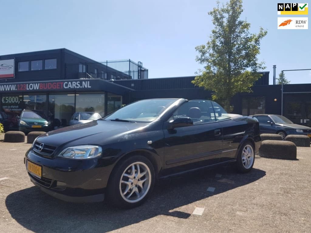 Opel Astra Cabriolet occasion - Low Budget Cars