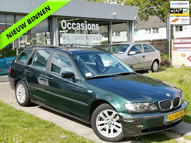 BMW 3-serie Touring 318i Executive Airco|Cruise|Pdc|El.ramen|APK