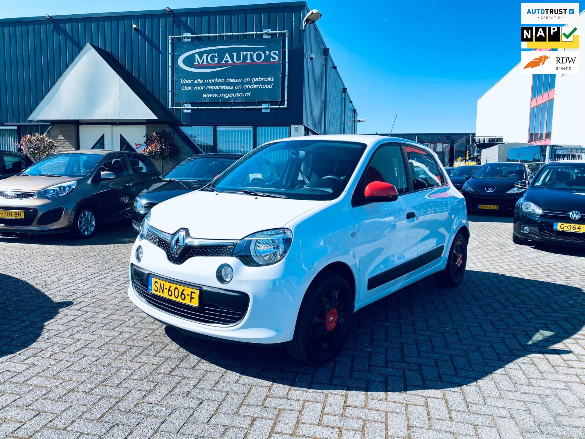 Renault Twingo occasion - MG Auto's