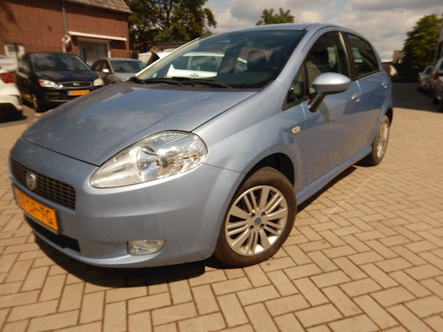 Fiat Grande Punto occasion - Pitstop 4 You
