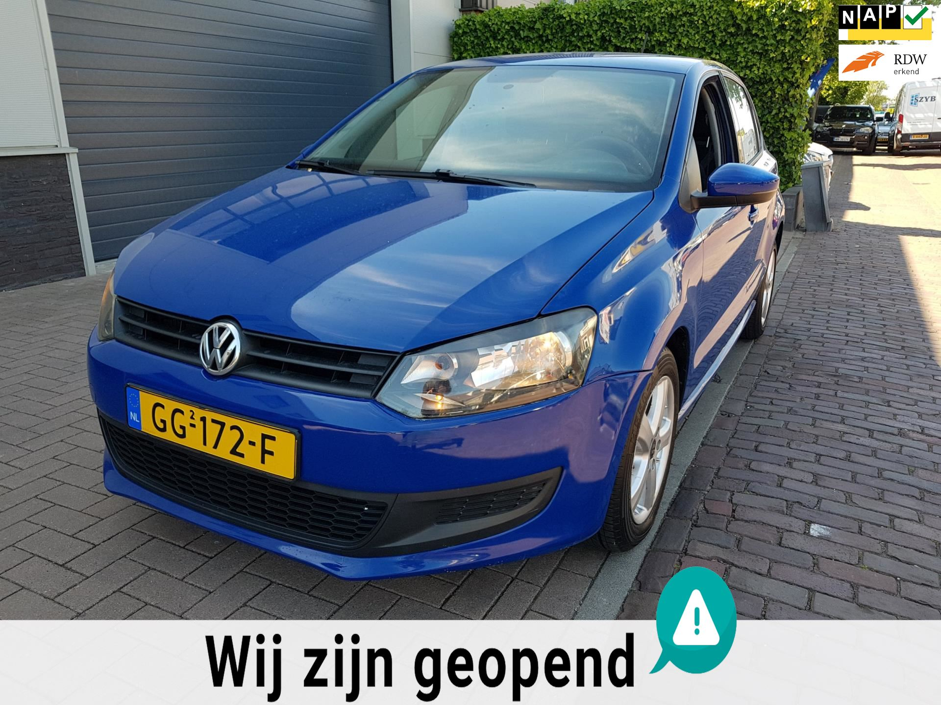 Volkswagen Polo occasion - Randstad Occasions