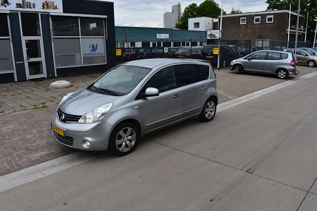 Nissan Note 1.6 Connect Edition