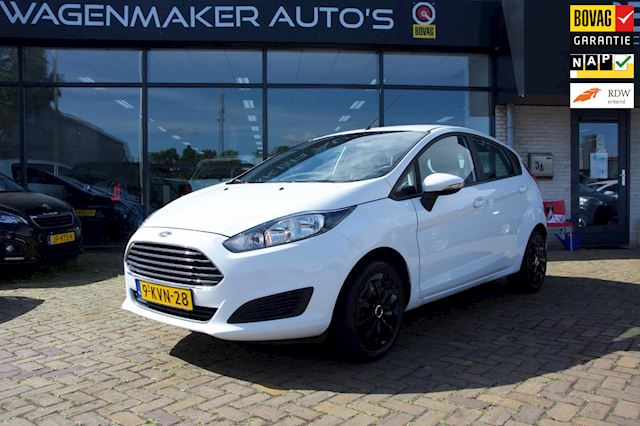 Ford Fiesta 1.0 Champion Airco|NAVIGATIE|Cruise|DealerOH!