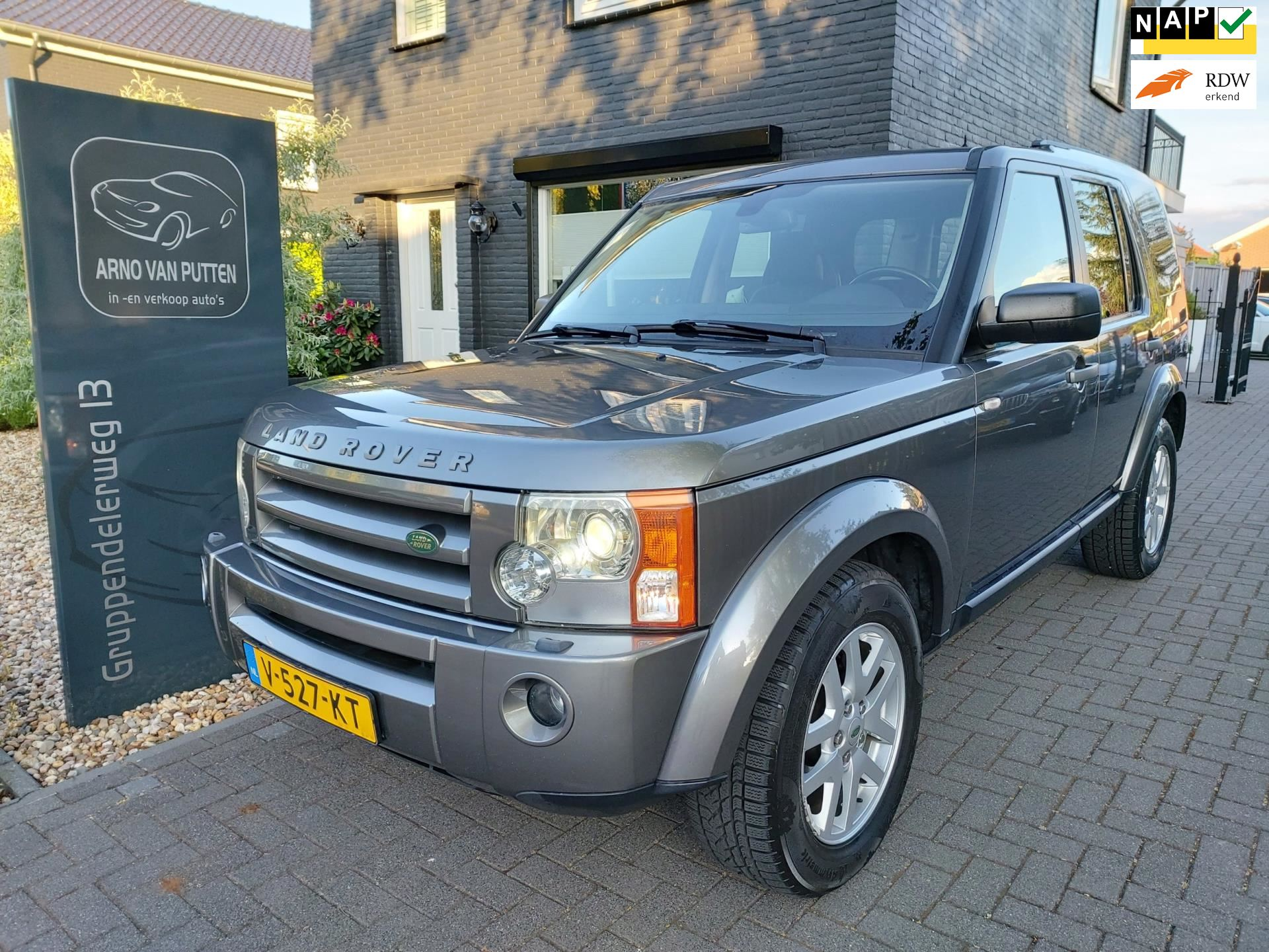 Land Rover Discovery occasion - Arno van Putten auto's
