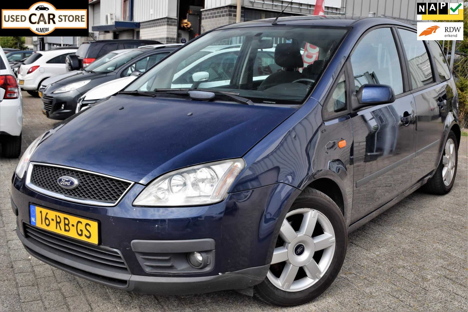 Ford Focus C-Max occasion - Used Car Store Almere