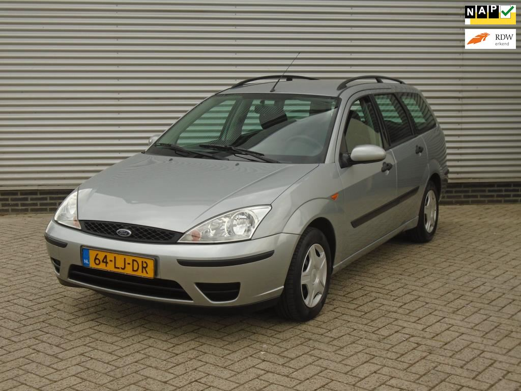 Ford Focus Wagon occasion - Zijderveld Auto's