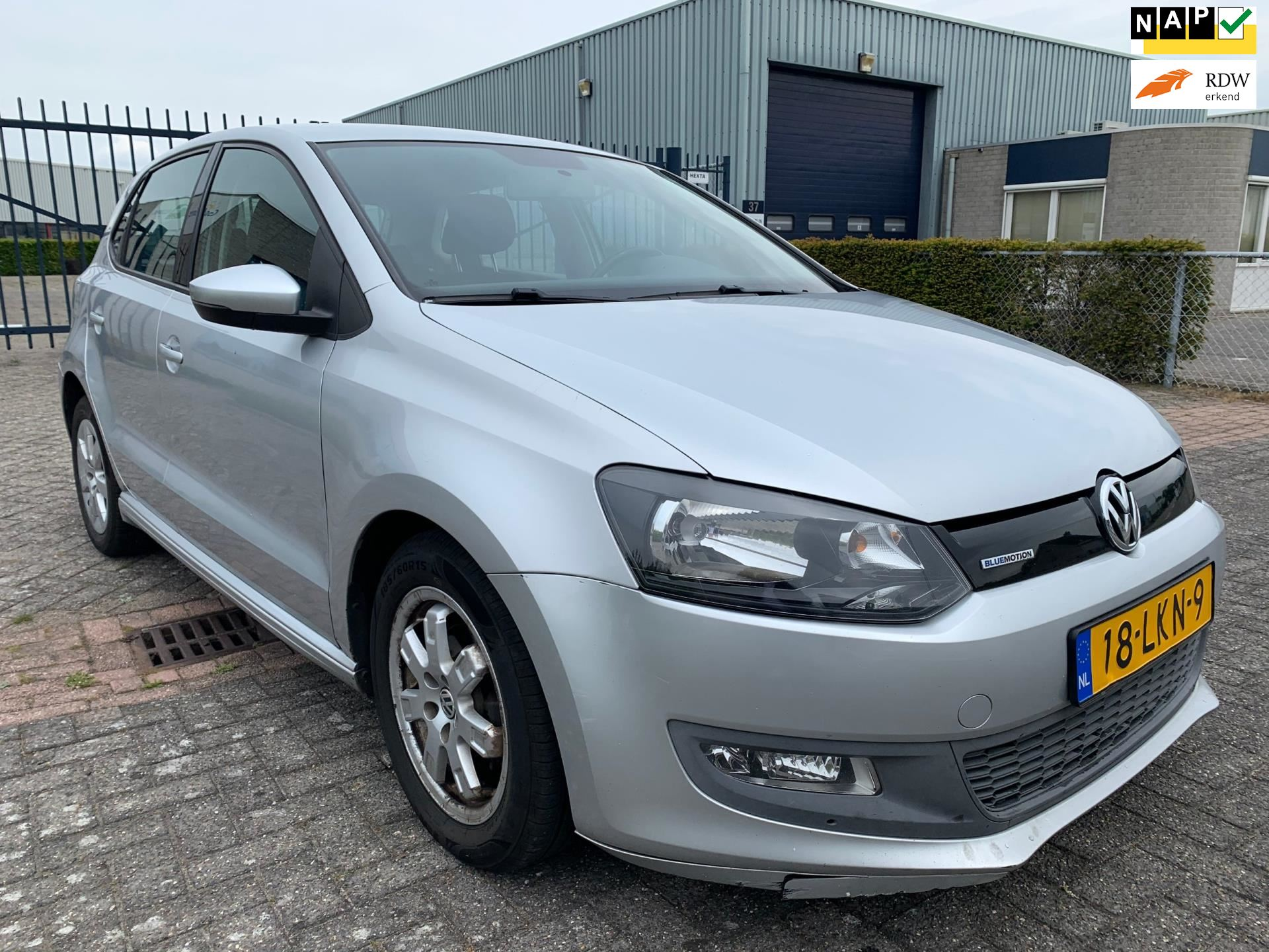 Volkswagen Polo occasion - LuCars