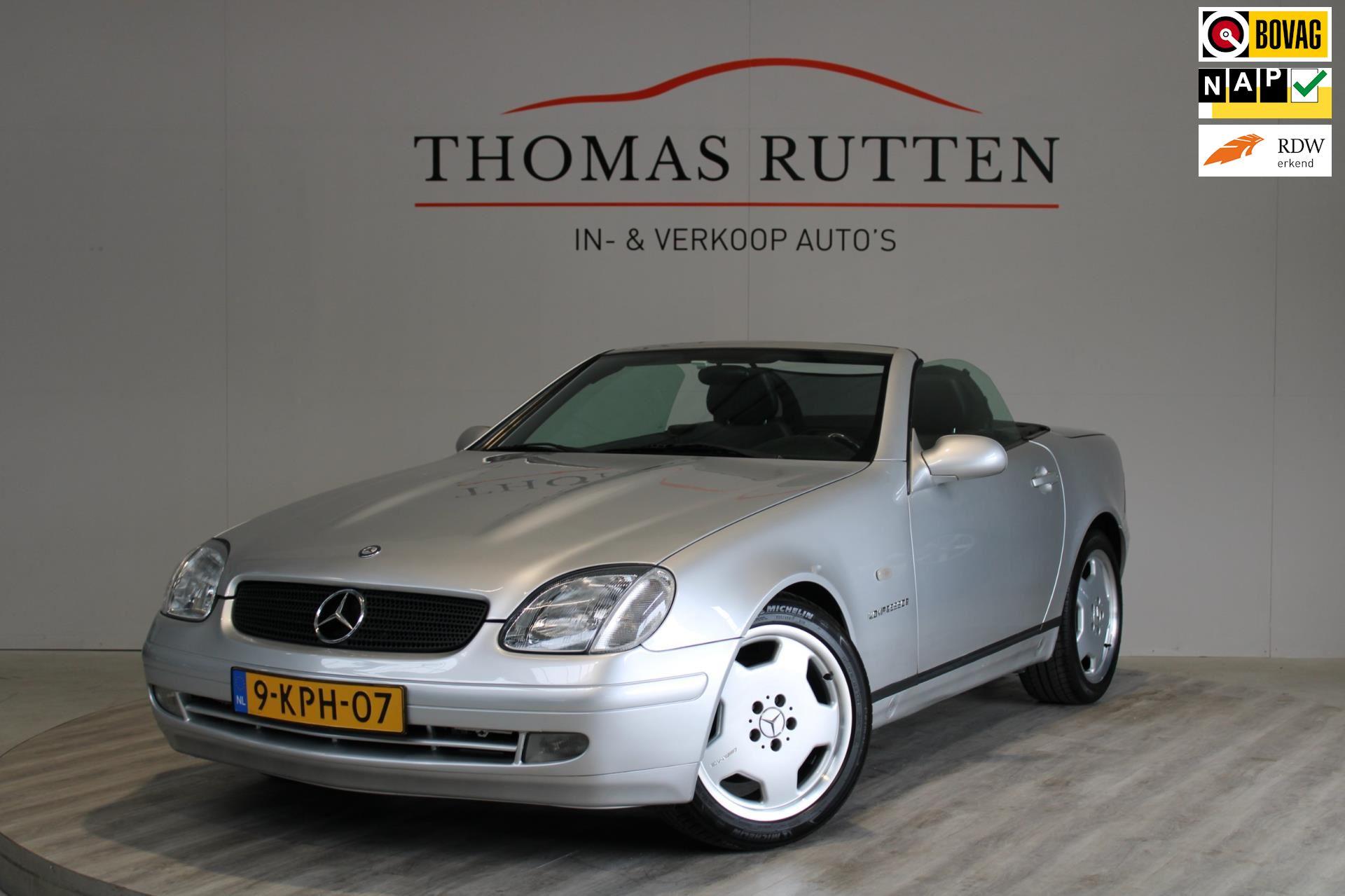 Mercedes-Benz SLK-klasse occasion - Autobedrijf Thomas Rutten