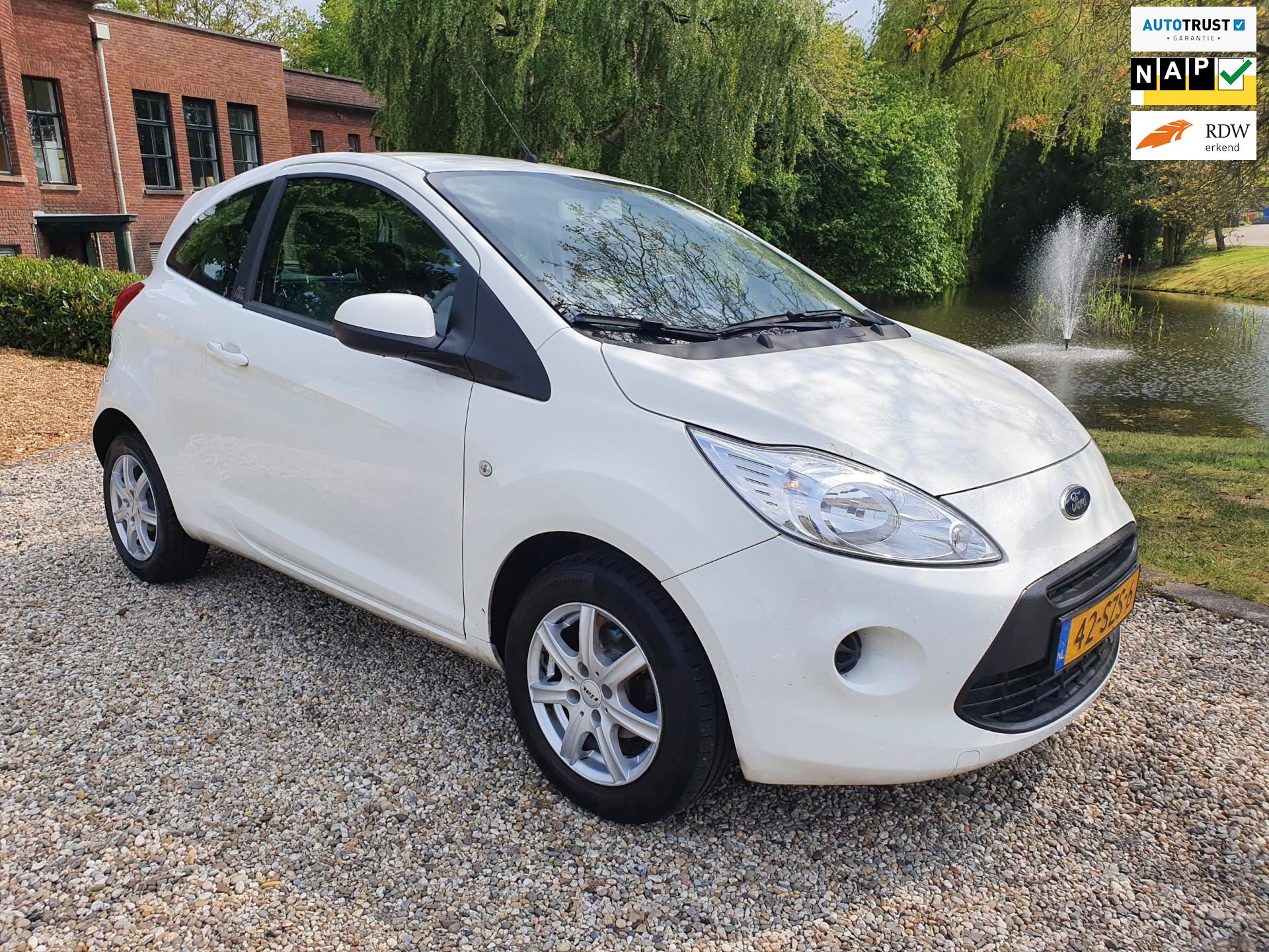 Ford Ka occasion - Andreas Auto's