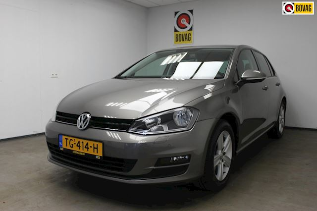 "Volkswagen Golf 1.2 TSI Highline DEALER OH/ AIRCO/ PARK.ASSIST/ 16""LMV"