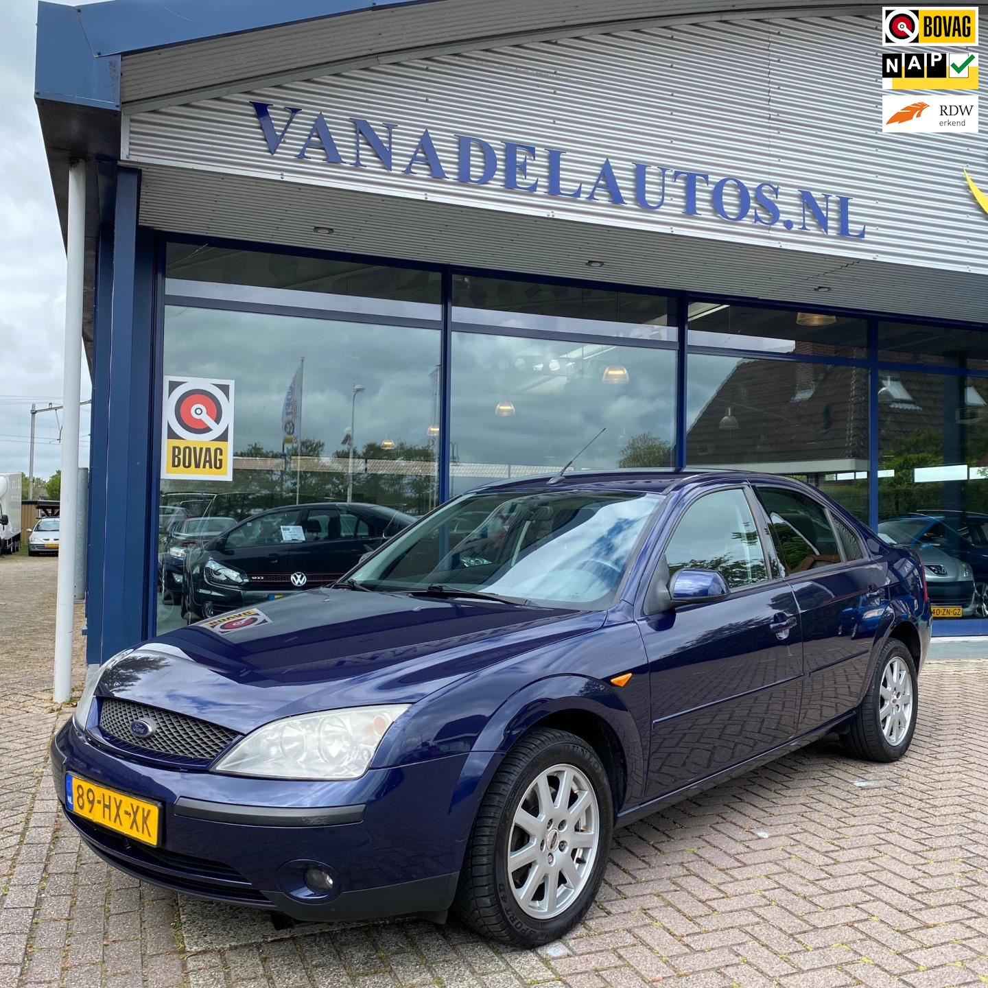 Ford Mondeo occasion - Van Adel Auto's