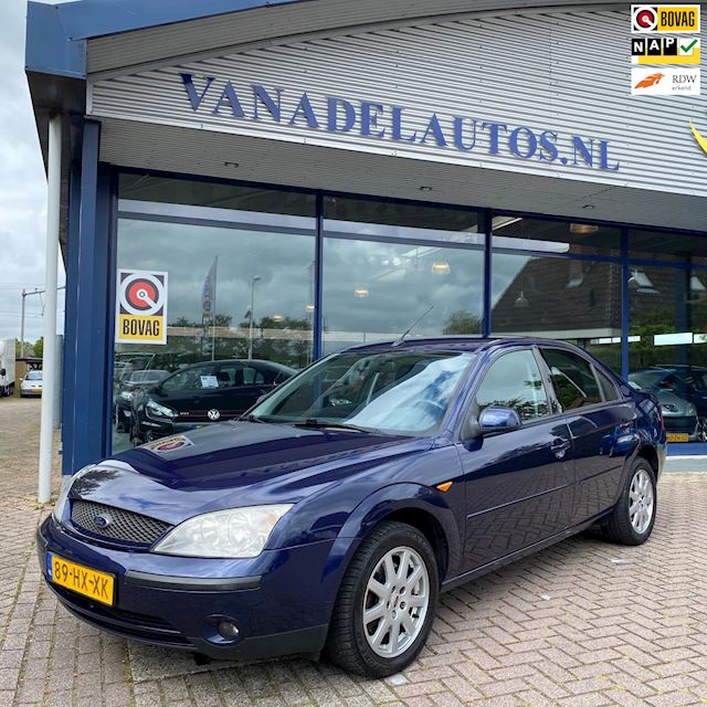 Ford Mondeo 1.8-16V Collection Clima Cruise Trekhaak NL-Auto Nap Nwe APK!