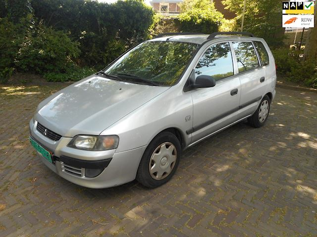 Mitsubishi Space Star 1.6 Family Diamond airco navi
