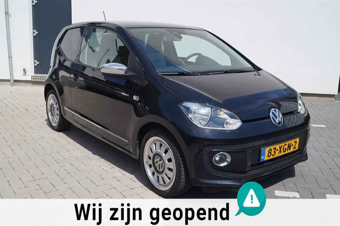 Volkswagen Up occasion - Auto Plaza Badhoevedorp
