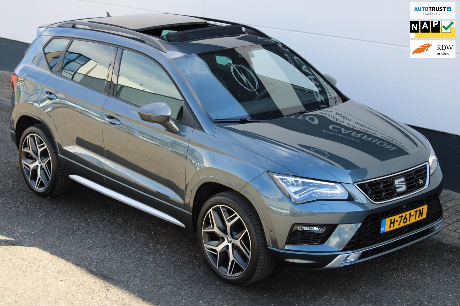 Seat Ateca occasion - CARRION