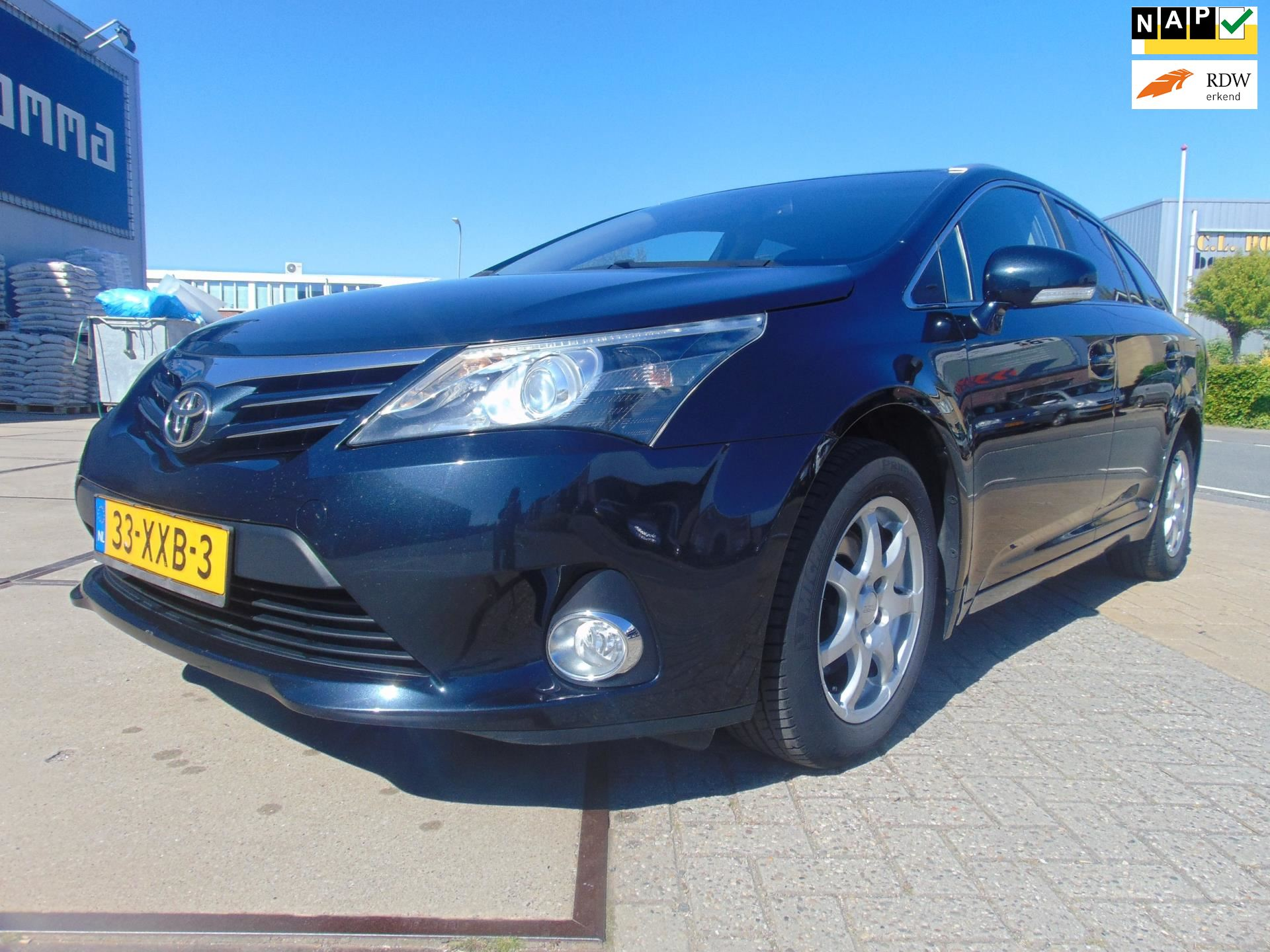 Toyota Avensis Wagon occasion - FB2 Cars