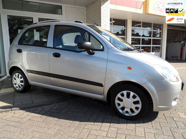 Chevrolet Matiz 0.8 Style Airco - Automaat!
