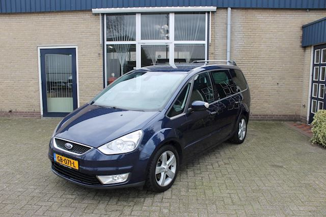 Ford Galaxy occasion - Autohandel P. Caron en ZOON b.v.