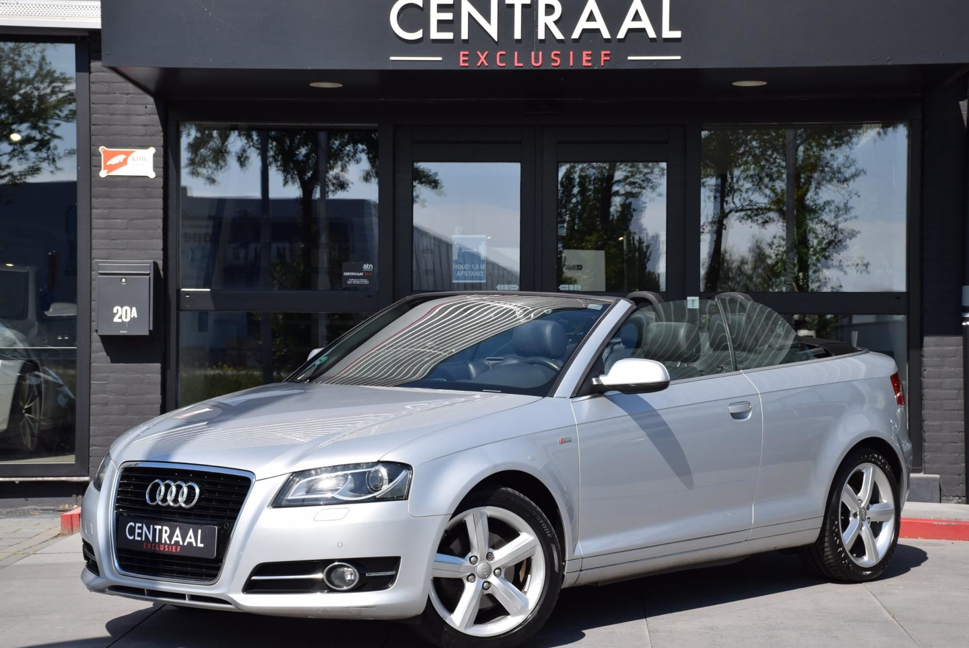 Audi A3 Cabriolet occasion - Centraal Exclusief B.V.