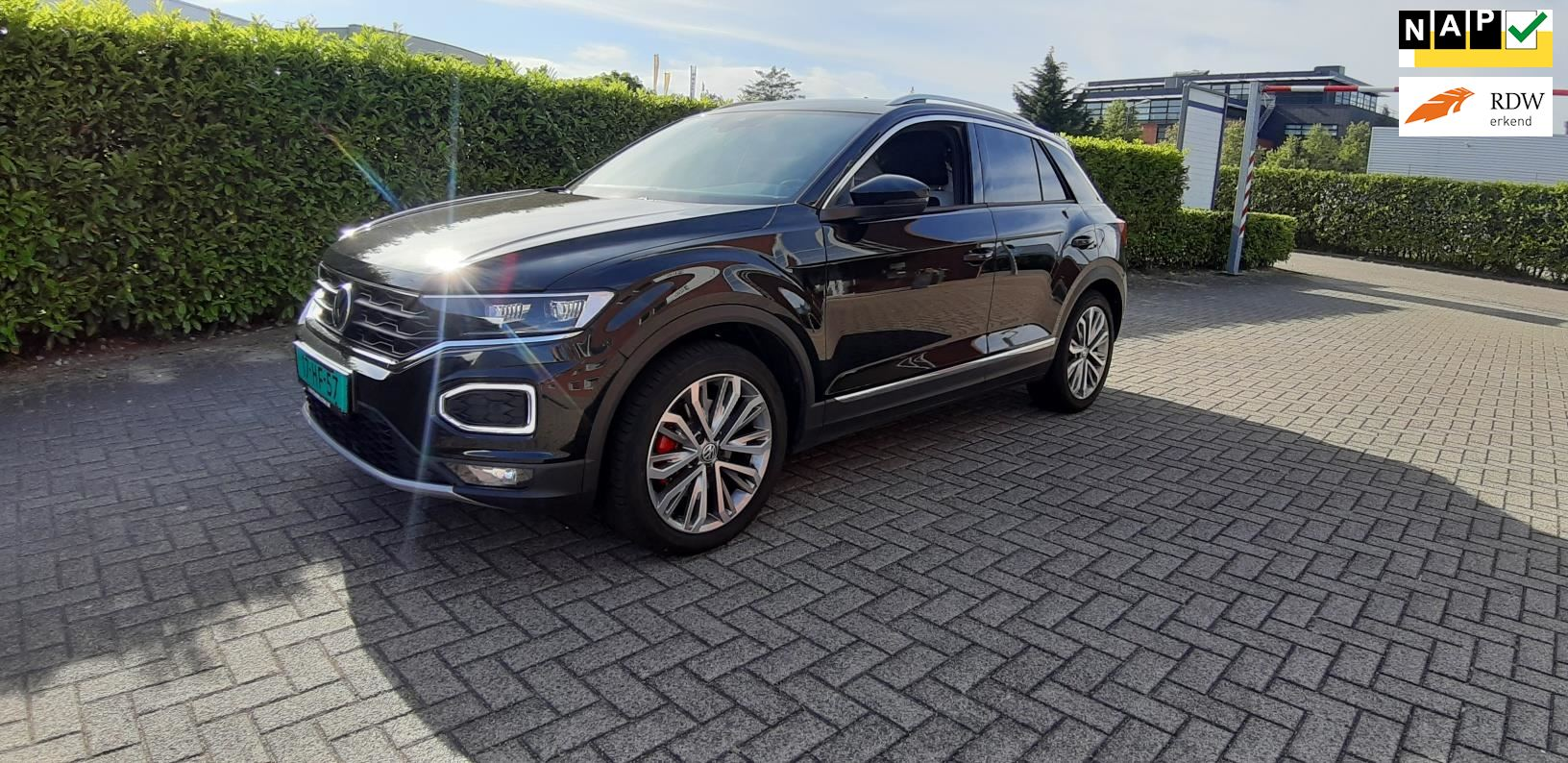 Volkswagen T-Roc occasion - YoungTimersHolland