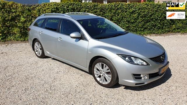 Mazda 6 Sportbreak 1.8 Touring Airco/Trekhaak