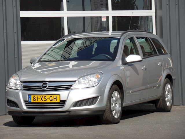 Opel Astra Wagon 1.6 Business Airco Cruisecontrol Trekhaak
