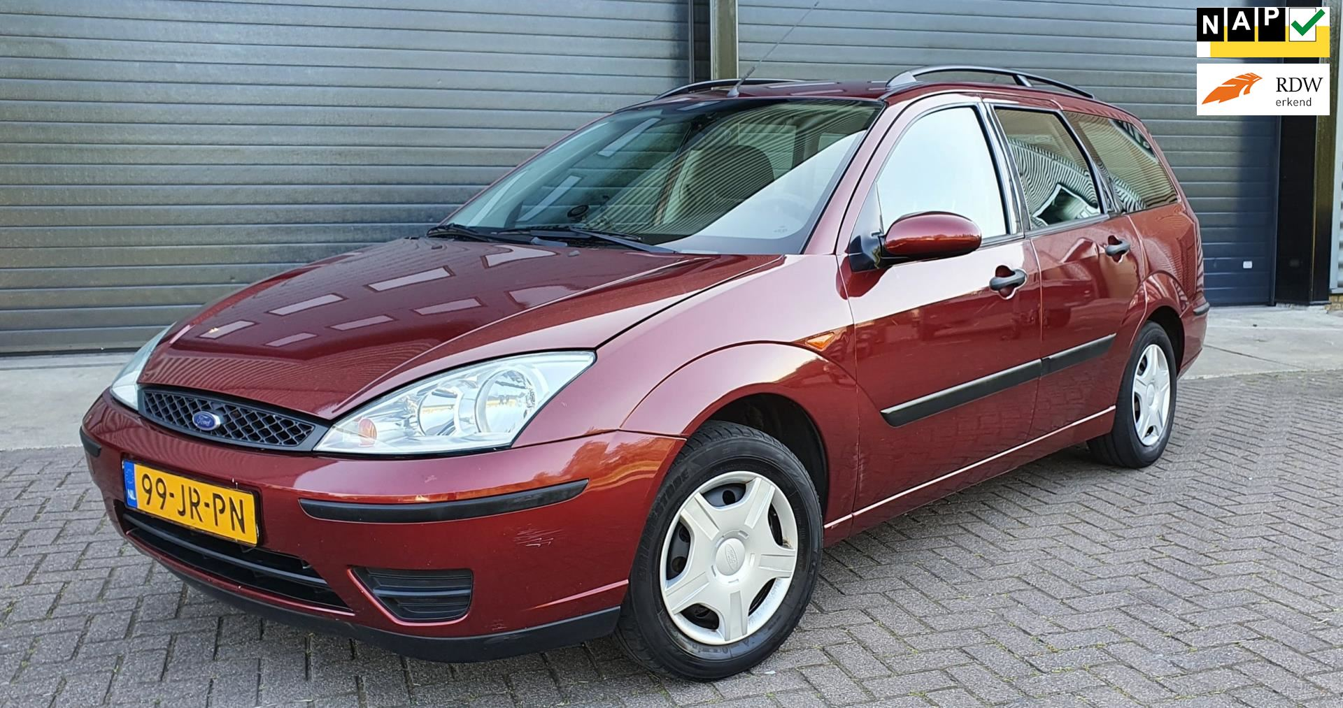 Ford Focus Wagon occasion - Car Trade Nass