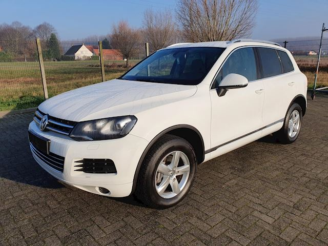 Volkswagen Touareg 3.0 TDI High Edition