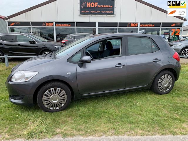Toyota Auris 1.6-16V Sol AUTOMAAT / AIRCO