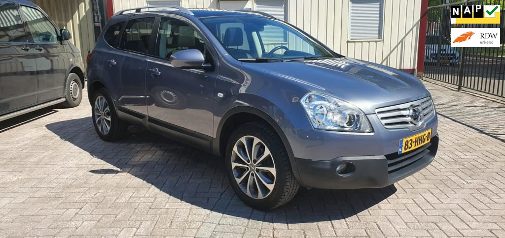 Nissan Qashqai 2 occasion - Autobedrijf Willy's