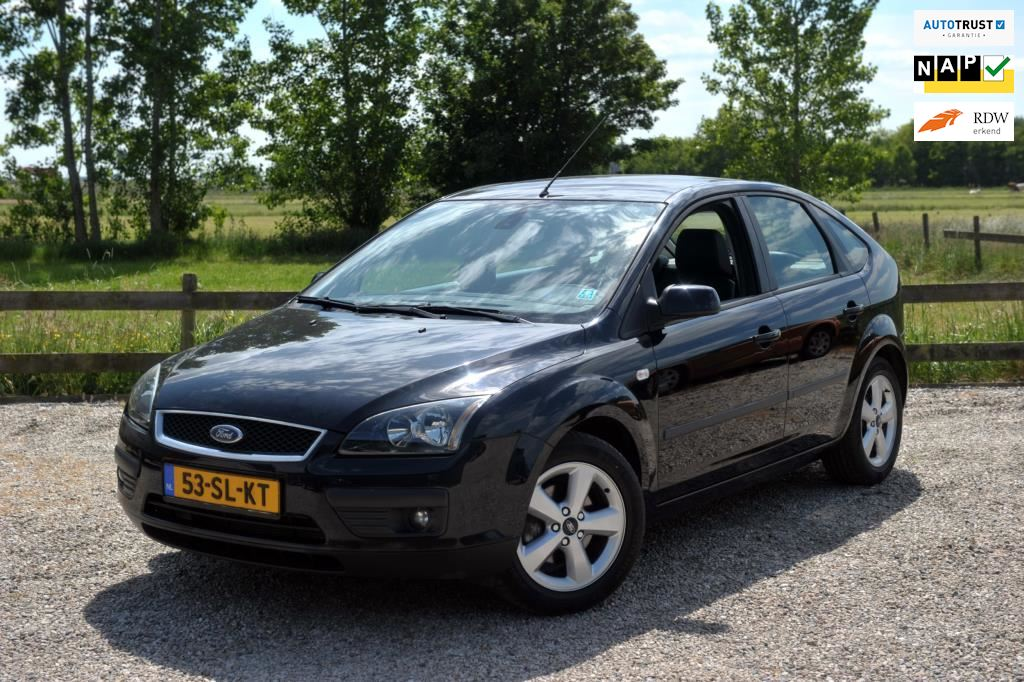 Ford Focus occasion - Pauw Auto's