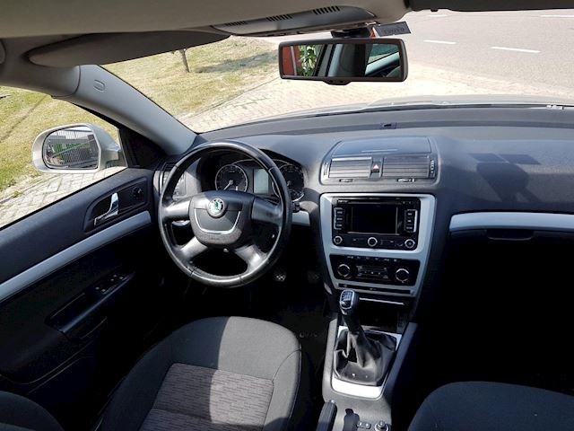 Skoda Octavia Combi 2.0 TDI Ambition Business Line