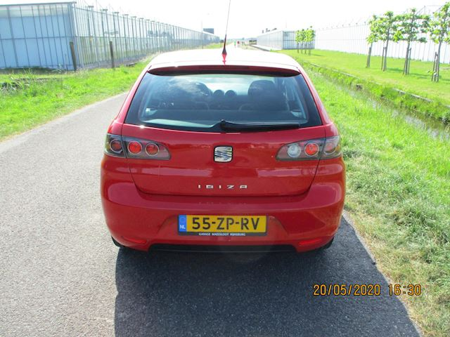 Seat Ibiza 1.4-16V Trendstyle 5 Drs met Airco