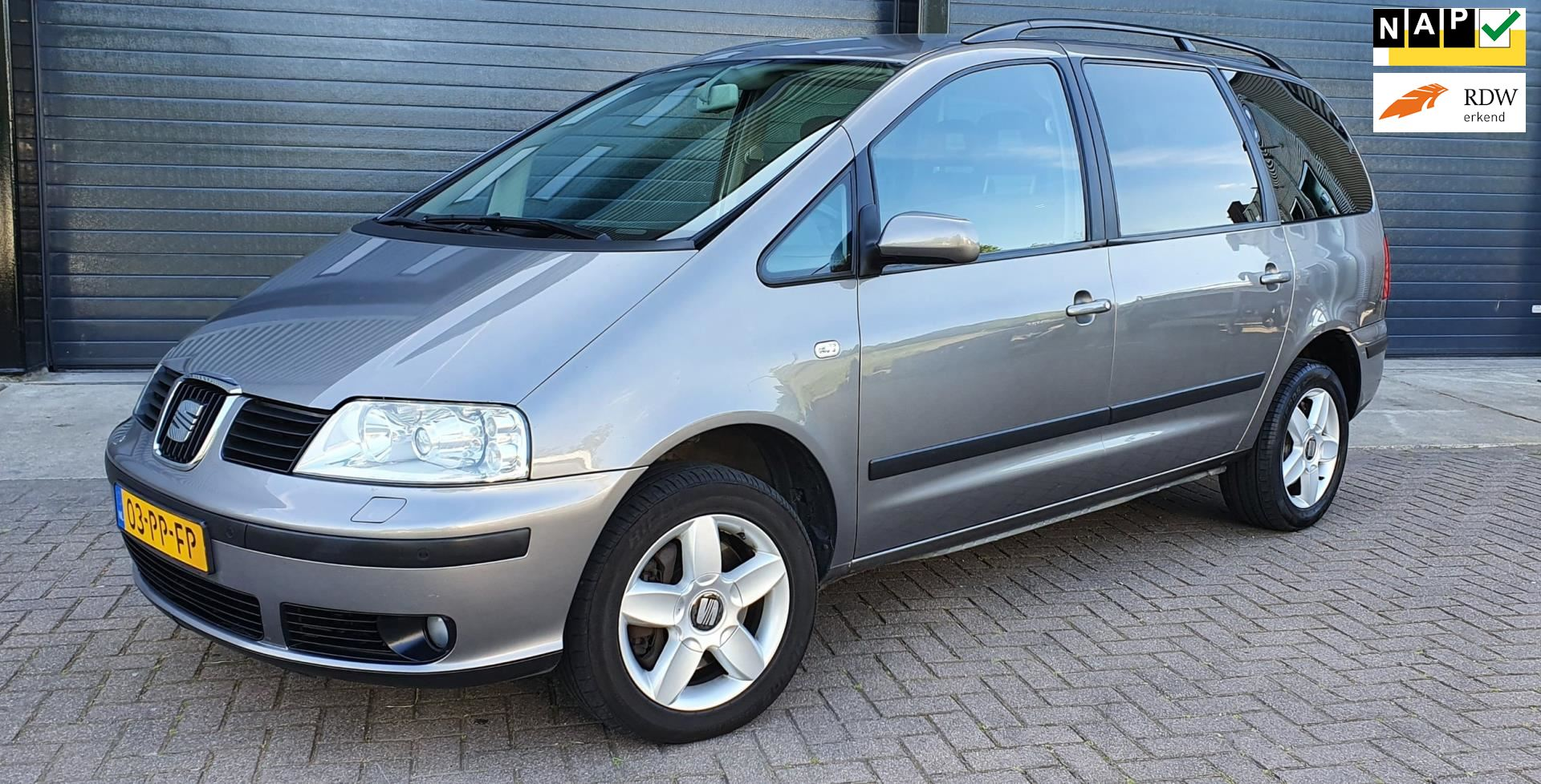 Seat Alhambra occasion - Car Trade Nass