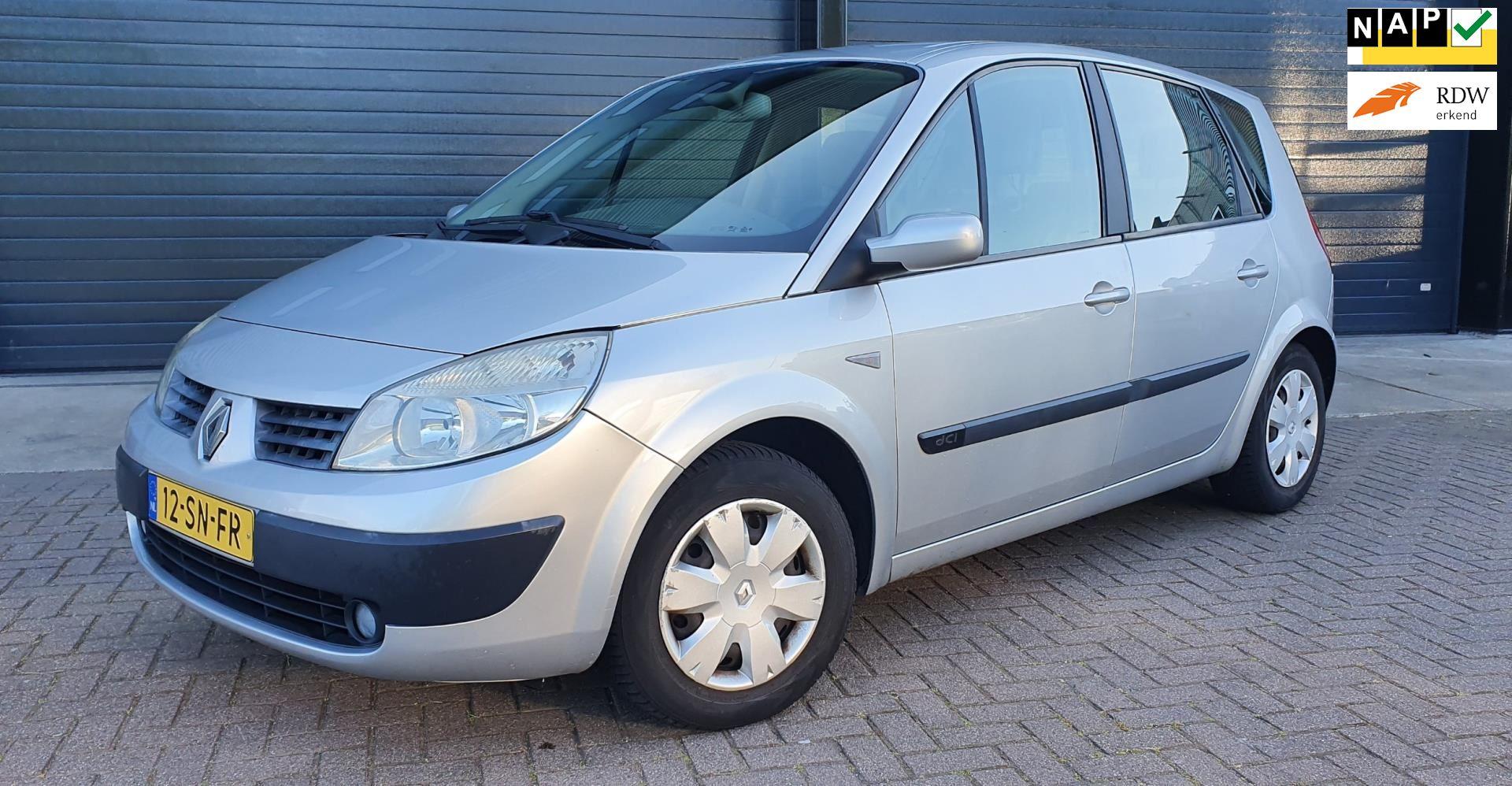 Renault Scénic occasion - Car Trade Nass